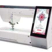 Janome MC15000 New