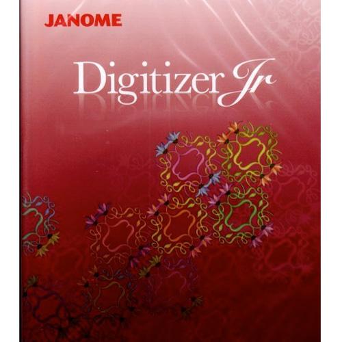Janome Digitiser Junior V4.5.Software