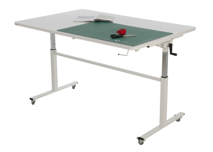 Horn Height Adjustable Sew Table
