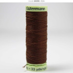 gutermann-topstitch-brown-694